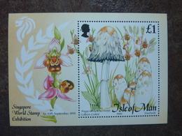 1995   Isle Of Man  ** MNH - Champignons