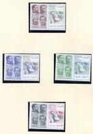 1969 - DUBAI. -  Mi. Nr.  353/356 - LH - (CW4755.39) - Dubai