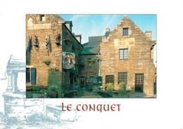 Le Conquet Les Maisons Temoignent De La Richesse Du Port A Cette Epoque   CPM Ou CPSM - Le Conquet