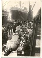 MARSEILLE 1926 . DEPART EXPEDITION POUR LE LAC TCHAD . MOTOS . ENGINS ... - Automobili