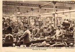 Manufacture Francaise D Armes Et Cycles...fabrication De L Outillage - Saint Etienne