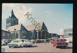 Oldenzaal - Stadhuisplein Met Markt [AA43-6.438 - Nederland