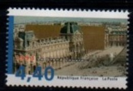"""France 1993: Timbre N° 2851 Du Diptyque Y&T** N° 2852B """" Bicentenaire De La Création Du Musée Du Louvre """" - France"""