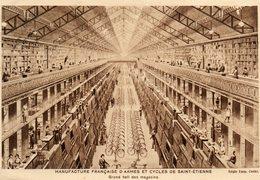 Manufacture Francaise D Armes Et Cycles...hall Des Magasins - Saint Etienne