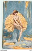 N°6618 - Gayac - Danseuse - N°358 - 4ème Série - Other Illustrators