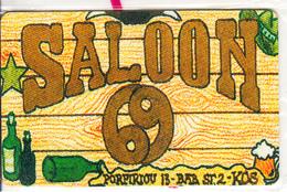 GREECE - Saloon 69/Kos Island, Power Fone Promotion Prepaid Card, Tirage 1000, Exp.date 30/07/03, Mint - Advertising