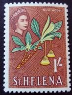 Sainte Hélène St Helena 1961 Fleur Flower Yvert 149 ** MNH - Saint Helena Island