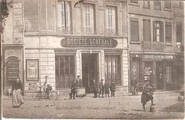 SAINT-CHAMOND (42) Société Générale En 1905 (Carte Pas Très Courante) - Saint Chamond