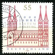 BRD - Mi 2579 - OO Gestempelt (A) - 55C        1000 Jahre Bistum Bamberg - Gebruikt