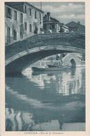 Cartolina  - Postcard / Non  Viaggiata -  Unsent /  Venezia, Rio Di S. Girolamo. - Venezia