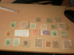 Money Stamps Russia - 1857-1916 Empire