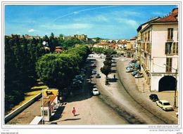 MONDOVI:  CORSO  STATUTO  -  PER  LA  SVIZZERA  -  FG - Cuneo