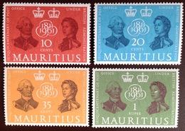 Mauritius 1961 Post Office Centenary MNH - Mauritius (...-1967)