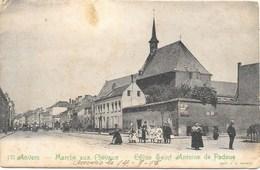 Anvers NA82: Marché Aux Chevaux. Eglise Saint Antoine De Padoue 1905 - Antwerpen