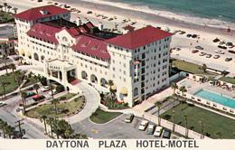 Daytona Plaza Hotel Motel - Florida U.S.A. - Unused - 2 Scans - Hotels & Restaurants