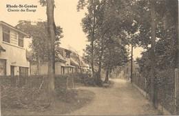 Rhode-St-Genèse NA10: Chemin Des Etangs - Rhode-St-Genèse - St-Genesius-Rode