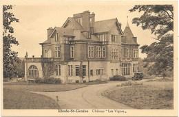 """Rhode-St-Genèse NA11: Château """"Les Vignes"""" - Rhode-St-Genèse - St-Genesius-Rode"""