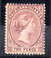 Sello Nº 11  Falkland Island - Falkland Islands