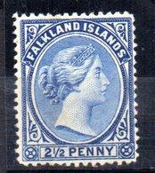 Sello Nº 12  Falkland Island - Islas Malvinas
