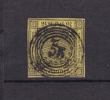 Baden - 1851/52 - Michel Nr. 2 - 20 Euro - Baden