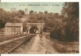 95 - BOISSY L'AILLERIE / LE TUNNEL - Boissy-l'Aillerie