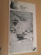 SPI2019 Supplément à SPIROU N°2014 De 1976 / CLASSIQUES DUPUIS / JIDEHEM - LES ANGES BLEUS - Spirou Magazine