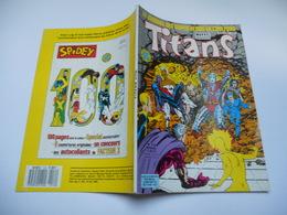 TITANS N°112 EDITION LUG BE ++ - Titans