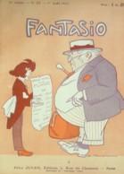 FANTASIO-1922-372-GEORGE STERN-POULBOT-CASANOVA - 1900 - 1949
