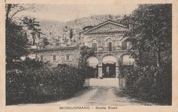 Cartolina  - Postcard /  Viaggiata -  Sent /  Monsumanno, Grotta Giusti. - Pistoia