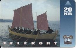 """FAROE ISLANDS - Shiptype """"seksæringur"""" - 80.000EX - Faroe Islands"""