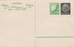 Allemagne Entier Postal Illustré 1939 - Postwaardestukken