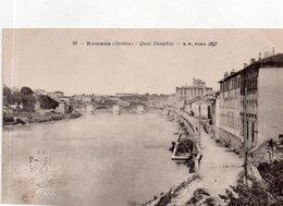 """ROMANS Sur ISERE """"Quai Dauphin"""" - Romans Sur Isere"""