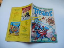 Titans Edition Lug N°29 - Titans