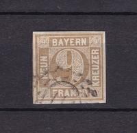 Bayern - 1862 - Michel Nr. 11 - Bavaria