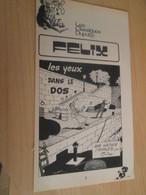SPI2019 Supplément à SPIROU N°1954 De 1975 / CLASSIQUES DUPUIS / TILLIEUX - LES YEUX DANS LE DOS - Spirou Magazine
