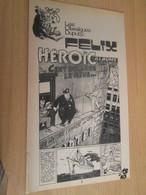 SPI2019 Supplément à SPIROU N°1966 De 1975 / CLASSIQUES DUPUIS / TILLIEUX - FELIX CENT DOLLARS LE REVE - Spirou Magazine
