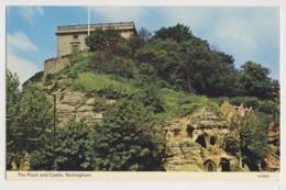 AK31 The Rock And Castle, Nottingham - Nottingham