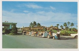 AK31 Kings Inn Beach Train, Freeport, Grand Bahama - Bahamas
