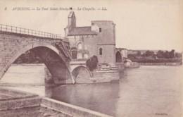 AL62 Avignon, Le Pont Saint Benezet, La Chapelle - LL - Avignon