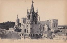 AL62 Avignon, Campanile, Tour De Jacquemart Et Le Palais Des Papes - Avignon