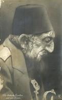 """4597 """"DER TURKISCHE EXSULTAN UND SEIN HAREM""""-CART. POST.ORIG. NON SPED - Men"""