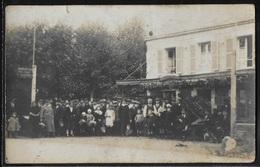 CARTE PHOTO - Groupe De Gens - Lieu à Déterminer - Fotografía