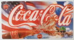 CHINA - Autelca - Guangdong Province - J97-16 - Coca Cola - Puzzle Set Of 3 - VF Used - China