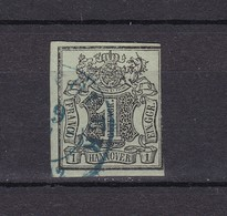Hannover - 1851/55 - Michel Nr. 2 - Hannover