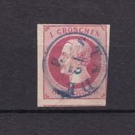 Hannover - 1859 - Michel Nr. 14 C - 26 Euro - Hannover