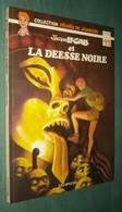 JACQUES LE GALL : La DEESSE NOIRE - EO DUPUIS 1981 - Très Bon état - Originele Uitgave - Frans