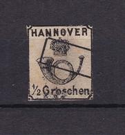 Hannover - 1860/62 - Michel Nr. 17 - Fälschung - Hanover