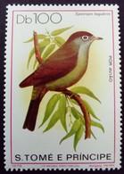 Sao Tome Et Principe 1979 Animal Oiseau Bird Yvert PA20 ** MNH - São Tomé Und Príncipe