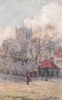 AR37 Rochester Cathedral - Artis Signed - Rochester