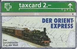 SWITZERLAND - Der Orient-Express TRAIN - 5.000EX - Switzerland